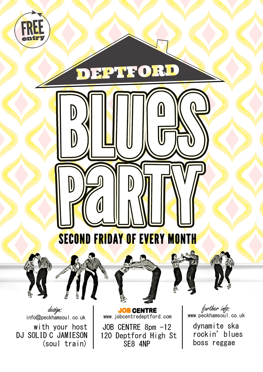 Deptford Blues Party - Ska, Reggae & Blues DJ